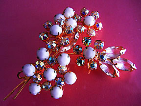 bd3ecab0619 VINTAGE COSTUME ANTIQUE ESTATE JEWELRY BROOCHES AND PINS! ANTIQUE ...