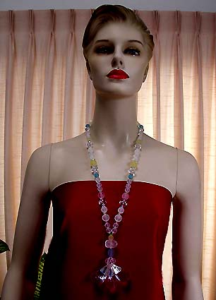 Vintage Costume Estate Antique Jewelry Necklaces Signed