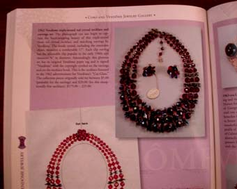 VINTAGE COSTUME ANTIQUE JEWELRY MATCHING JEWELRY SETS